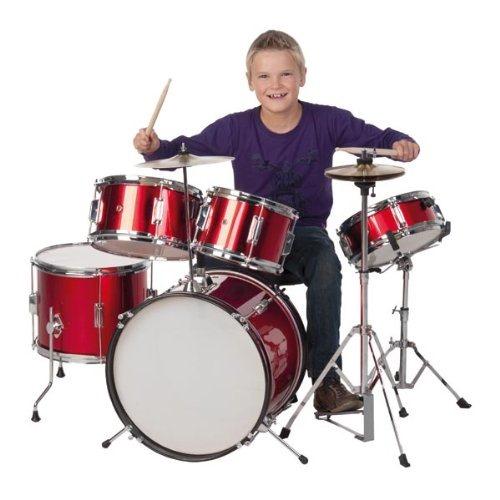 La batterie - un instrument de musique formidable à apprendre