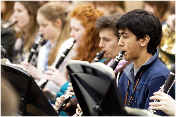 la clarinette- instrument de musique excellent pour débuter
