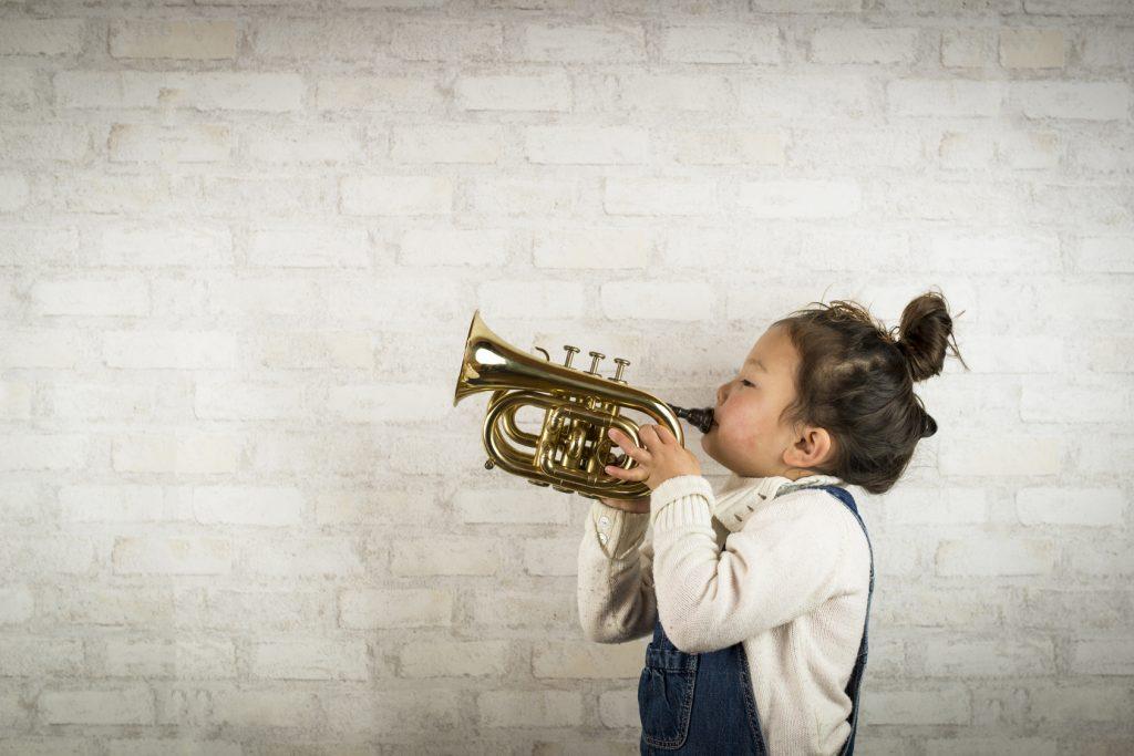 La trompette- un instrument de musique simple
